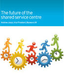 The future of the shared service centre