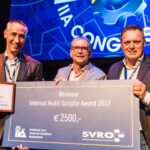 Haasnoot winnaar Internal Audit Scriptie Award 2017