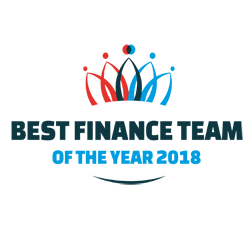 Best Finance Team of the Year