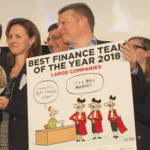 Best Finance Team België 2018