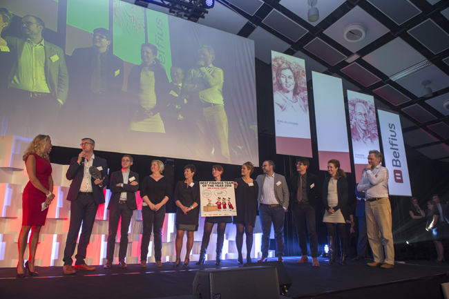 Upgrade Estate wint award best finance team