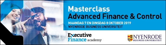 Masterclass Advanced Finance & Control