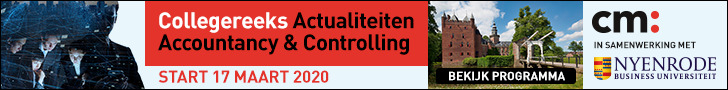 Actualiteiten accountancy & controlling