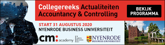 Collegereeks Actualiteiten Accountancy & Controlling