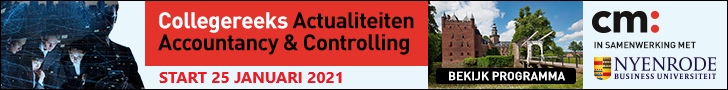 Collegereeks Actualiteiten Accountancy en Controlling